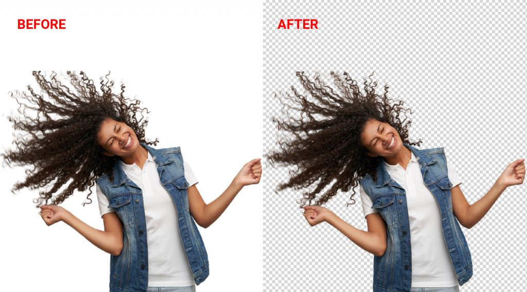 How To Get Rid of [Transparent] White Border on Your Pictures